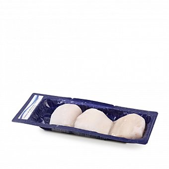 Carrefour Lomos de merluza skin Aquamar Gold 360 g