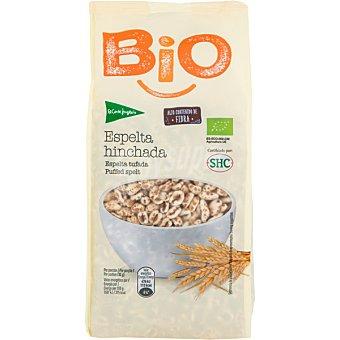 EL CORTE INGLES Bio Cereales de espelta hinchada ecológicos  bolsa 125 g