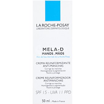 La Roche-Posay Mela-d manos 50 ml