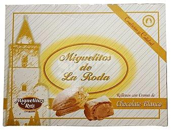 Ruiz Miguelito de chocolate blanco Paquete 400 g
