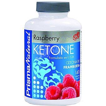 PRISMA NATURAL Raspberry Ketone Cetona de frambuesa Envase 140 capsulas