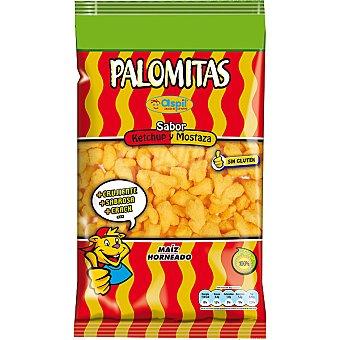 Aspil Palomitas ketchup y mostaza Bolsa 110 g
