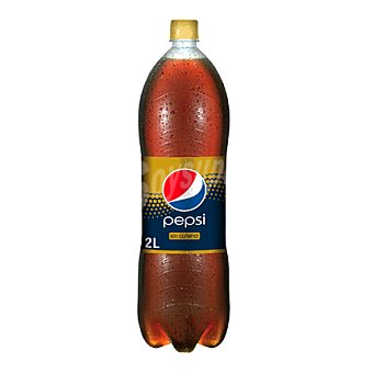 Pepsi Refresco de cola sin cafeína boom Botella 2 litros