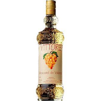 Vittore Vino dulce moscatel D.O. Valencia Botella 75 cl
