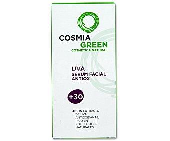 COSMIA Serúm facial con extracto de uva 30 mililitros