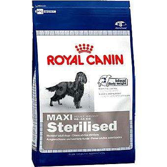 Royal Canin Alimento especial para perros esterilizados de tamaño maxi Bolsa 3,5 kg