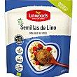semillas de lino molidas fuente de Omega 3 ecológicas envase 425 g Linwoods