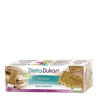 Dukan Galleta salvado de avena sabor avellana 250 g