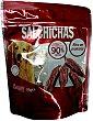 Comida perro salchicha carne  PAQUETE 95 g Compy