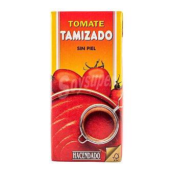 Hacendado Tomate natural tamizado Brick 390 g