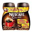 Café soluble Classic pack de 2x200 g Nescafé