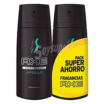 Axe Desodorante Apollo spray Pack 2x150 ml