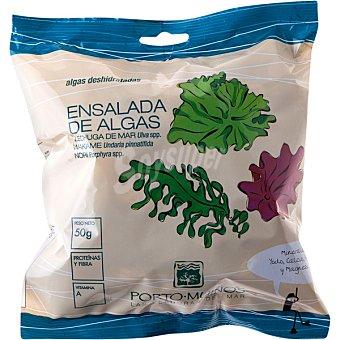 Porto Muiños Ensalada de algas marinas Bolsa 50 g