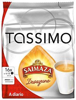 Tassimo Café Tassimo Saimaza Cápsulas Desayuno