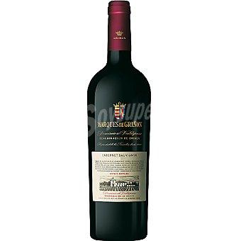 Marqués de Griñón Vino tinto D.O. Dominio de Valdepusa Cabernet Sauvignon 75 cl