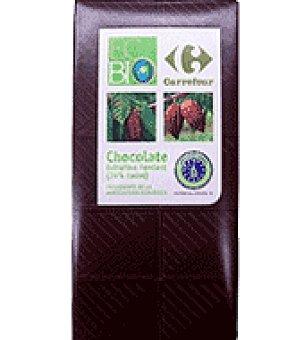 Carrefour Bio Chocolate extrafino fondant 74% de cacao 100 g