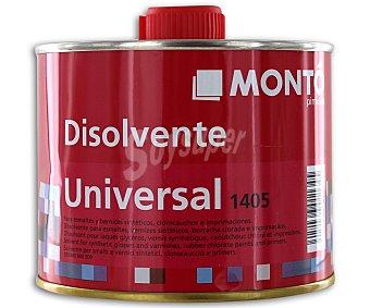 MONTÓ Disolvente universal 1405 500 Mililitros