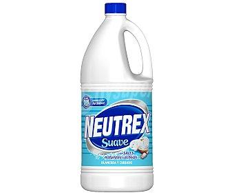 Neutrex Lejía futura suave con sales naturales y activas Botella 2 l