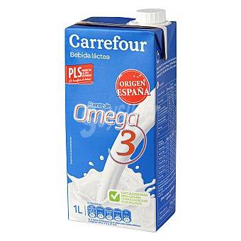 Carrefour Preparado lácteo Omega 3 - Sin Gluten 1 l