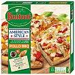 American style pizza pollo bbq Caja 425 gr Buitoni