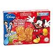 Gallletas mickey mouse sin gluten y sin lactosa Caja 125 g Virginias