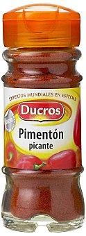 Ducros Pimentón picante Frasco 37 g