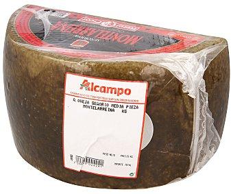 Montelarreina Queso oveja (media pieza) 1500 g