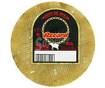 Record Queso de oveja curado 950 gramos