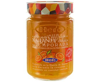 Hero Mermelada de naranja amarga de temporada Tarro 350 g