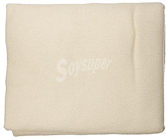 Auchan Funda protectora elástica antiácaros para almohadas de 105 centímetros de largo 1 unidad