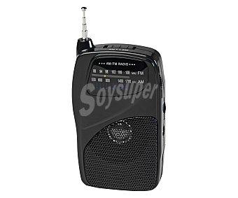 Selecline Radio de bolsillo MR973 841641 con sintonizador de radio am/fm y altavoz incorporado 841641 con sintonizador de radio am/fm y altavoz incorporado