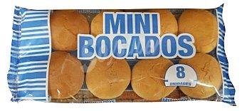 Los Compadres Panecillos mini bocados Paquete 8 u (180 g)