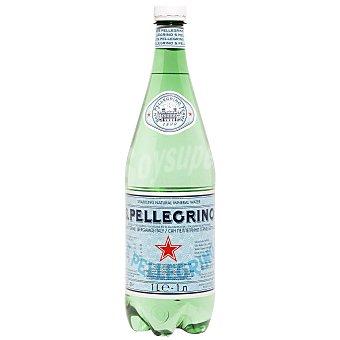 San Pellegrino Agua mineral con gas 1 litro