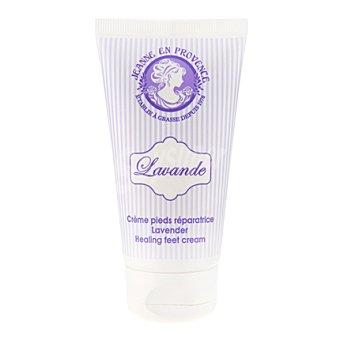 Jeanne en Provence Crema de pies reparadora lavanda 75 ml