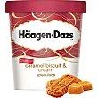 Caramel Biscuit & Cream helado de caramelo con trocitos de galleta Tarrina 500 ml Häagen-Dazs