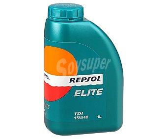 Repsol Aceite sintético para vehículos con motores diésel lite 1 litro