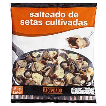 Hacendado Salteado setas y champiñon congelado Paquete 450 g