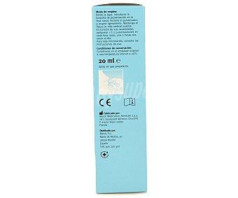 NASIVIN Spray nasal descongestivo 20 mililitros