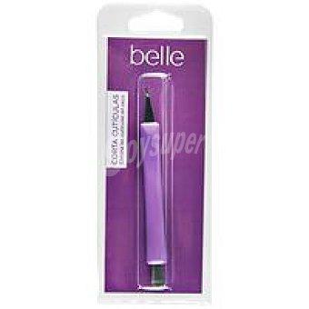 Belle Cortacutículas metálico Pack 1 unid