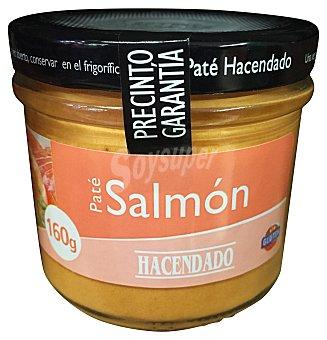 HACENDADO Paté salmón Tarrina de 160 g