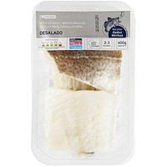 EROSKI Menú Bacalao desalado Bandeja 400 g