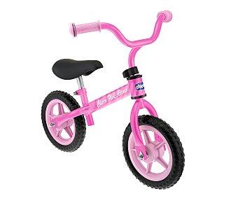 Chicco Mi Primera Bici sin Pedales de Color Rosa 1 Unidad