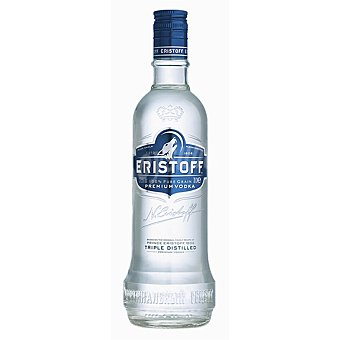 Eristoff Vodka 37,5% Botella 700 ml