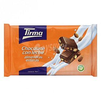 Tirma Chocolate con leche y almendras Tableta 300 g