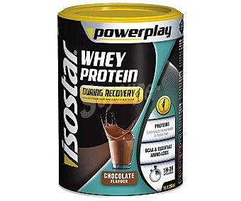 Isostar Preparado para bebida basado en proteínas con sabor a chocolate Whey Protein 570 g