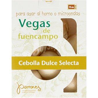 Vegas de fuencampo Cebollas dulces selectas especiales para cocinar al horno o microondas Caja 700 g