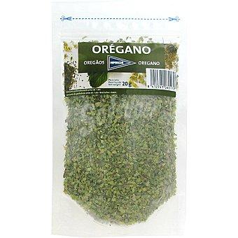 Hipercor Orégano en hojas Bolsa 20 g