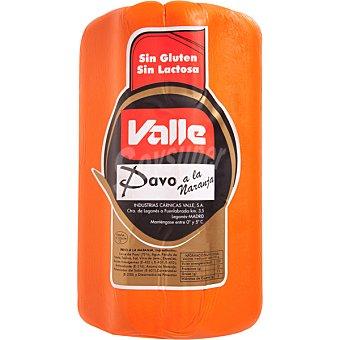 Valle Fiambre de pavo a la naranja 100 gramos