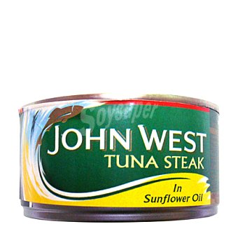 John West Filete de atún 200 g