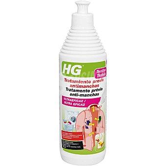 HG tratamiento previo anti-manchas ultra eficaz con oxígeno activo para lavado a máquina y a mano spray 500 ml